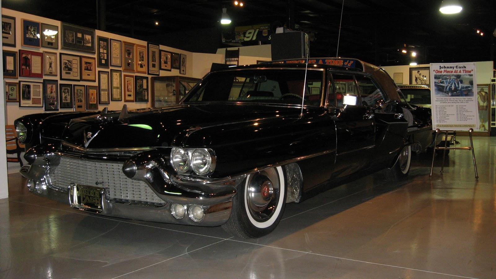 Clasp Garage: Rockstars' Garage: Johnny Cash's One Piece