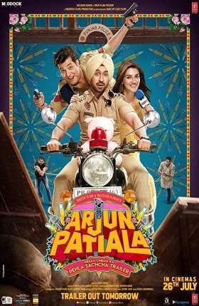 Arjun Patiala 2019 Hindi 300MB WEB-DL 480p