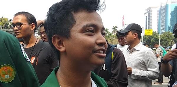 BEM UNJ Kecewa Anggotanya Ditahan Di Kampus Saat Aksi