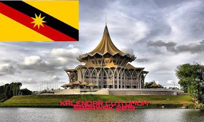 Kalendar Cuti Umum Sarawak 2019