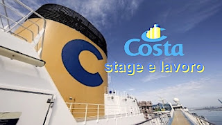 adessolavoro.com - lavoro Costa Crociere