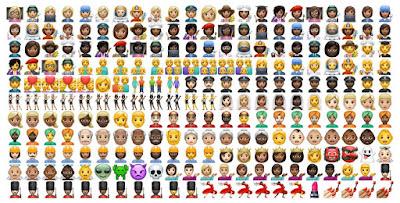 WhatsApp revela seu pacote exclusivo de emojis