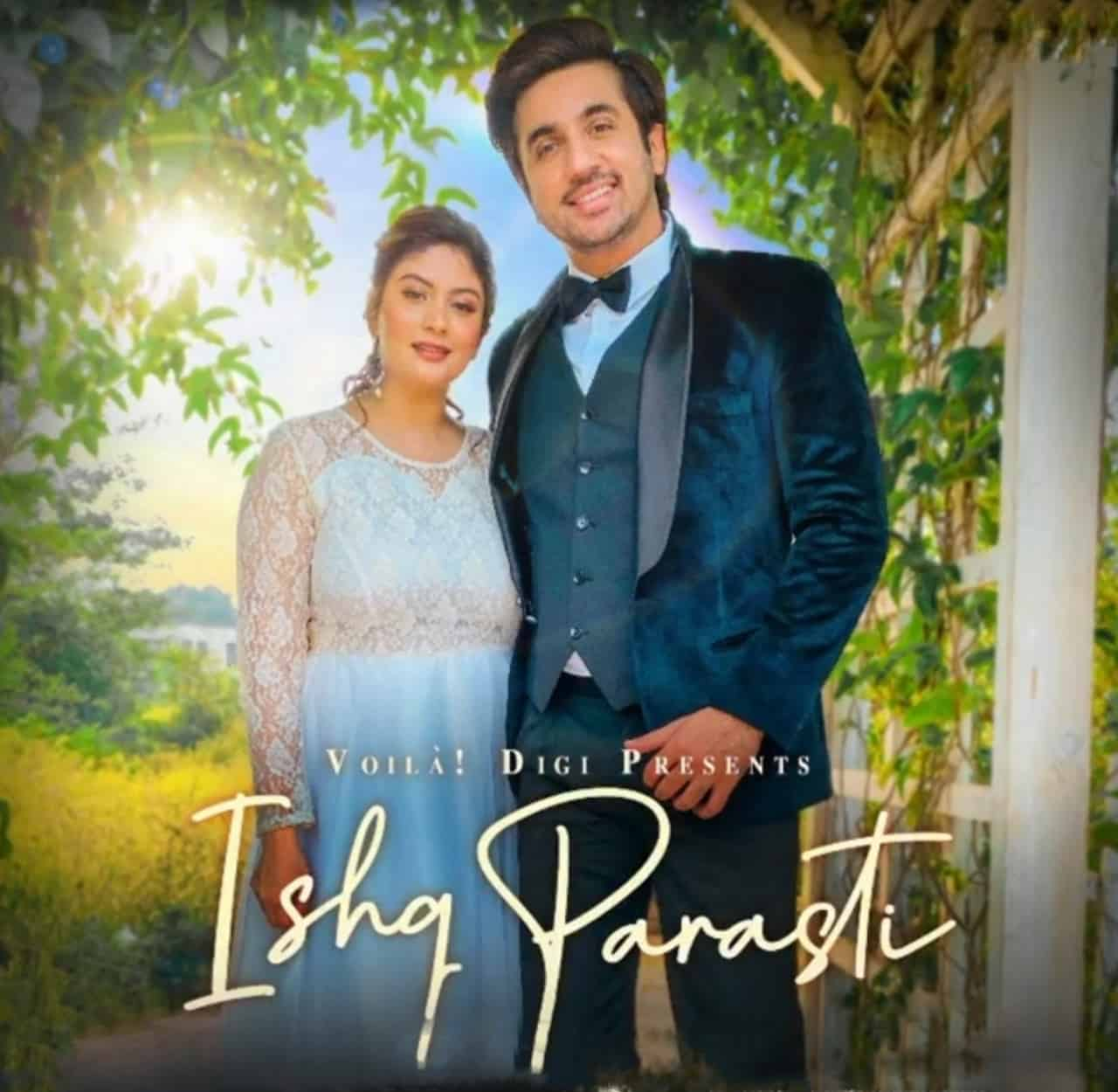 A very beautiful sad song which is titled Ishq Parasti has released sung in the melodious voice of Yasser Desai.