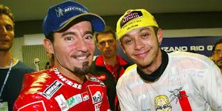 Musuh Utama Valentino Rossi Bukan Vinales atau Marquez
