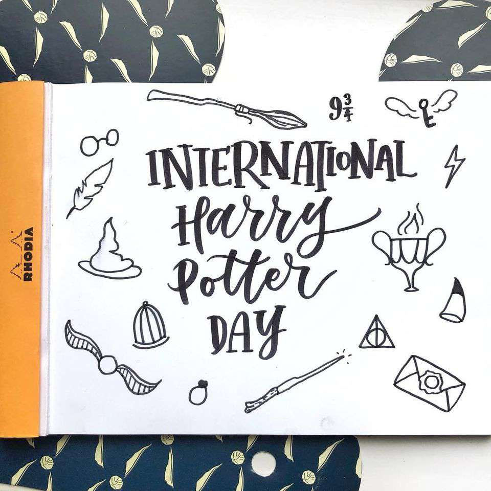 International Harry Potter Day Wishes