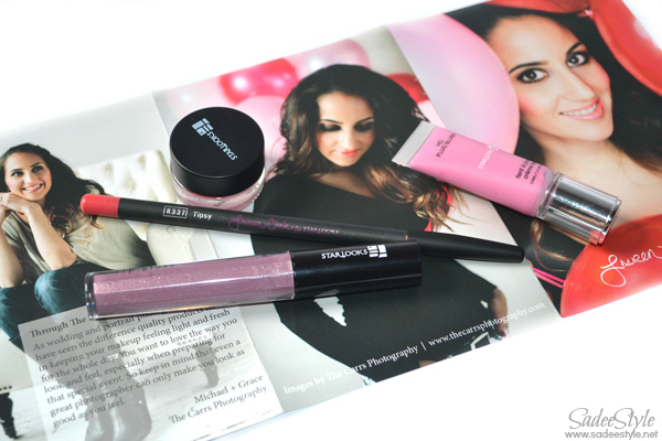 February Starbox by Starlooks (Lauren Clark special edition box)