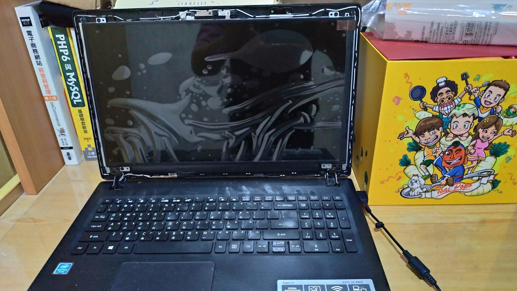 Acer A315-21-P4HZ 筆電