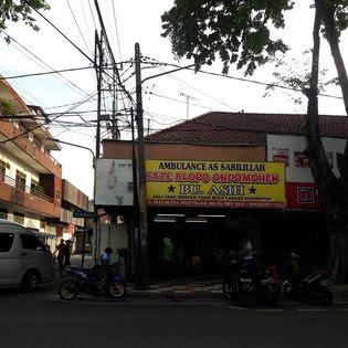 sate klopo ondomohen bu asih, kuliner surabaya, kota surabaya, suroboyo, kuliner indonesia, balaikota surabaya, jalam genteng surabaya, kuliner sate, sate indonesia