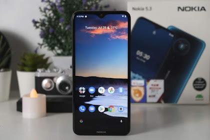 Review Nokia 5.3: Smartphone Android One 2 Jutaan Rupiah dengan NFC