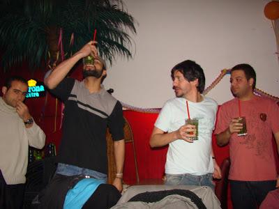 Bar com ótima caipirinha em Berlim