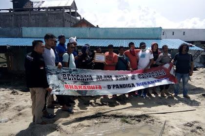 Total 185 Juta, Berikut Rincian Laporan Penggalangan Dana Bantuan Gempa dan Tsunami Palu