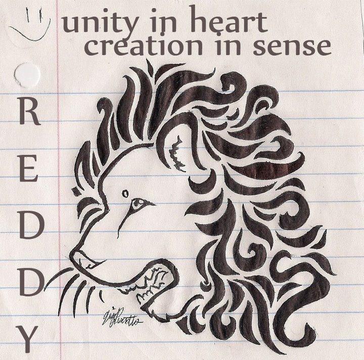 the history of reddys: REDDY's logo