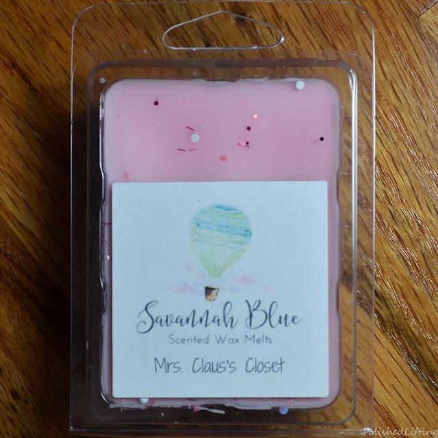 sugar cookie strawberry wax melt