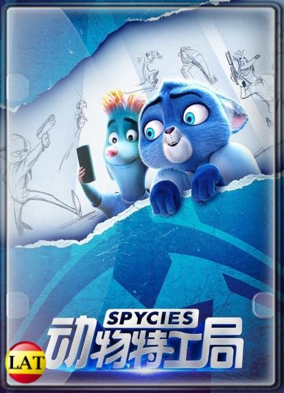 Spycies (2020) DVDRIP LATINO