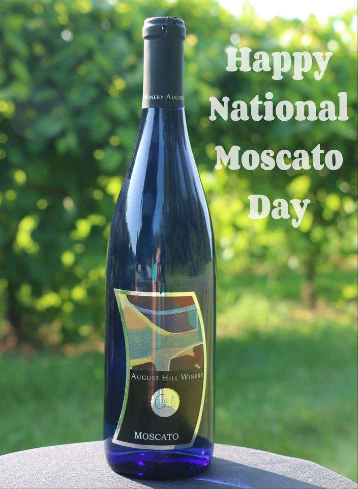 National Moscato Day Wishes Pics