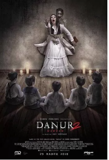 Nonton Danur 2 : Maddah (2018) Streaming Full Movie