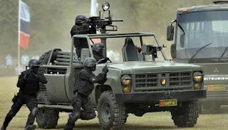BANTENG RAIDERS - Yonif Raider 400/Banteng Raider