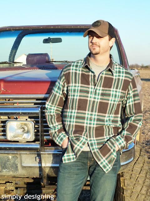 duluth+plaid+shirt What-To-Wear While DIY-ing 21