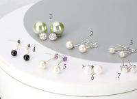Logo Vinci gratis una delle 7 paia di orecchini con perle