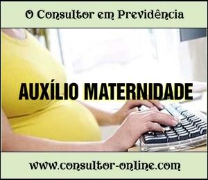 O Consultor em Previdência tira Dúvida sobre Salário-maternidade.