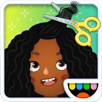 Toca Hair Salon 3 (Paid Full Version) APK Download