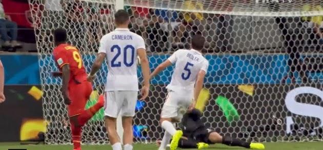 Gol de Lukaku