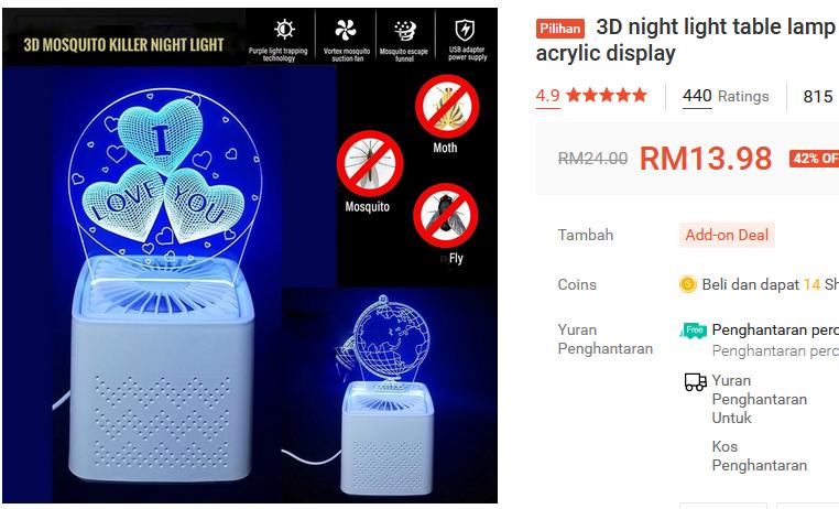 Hadiah Untuk Kawan Perempuan Bawah RM20 dan bawah RM50 di Shopee