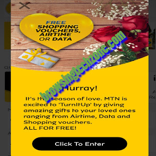 MTN Valentine offer