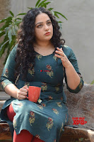 Nithya Menon promotes her latest movie in Green Tight Dress ~  Exclusive Galleries 006.jpg