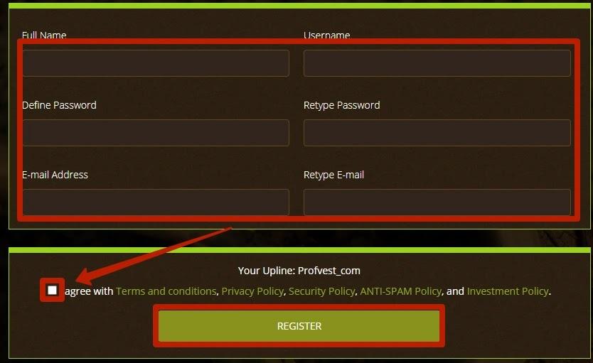 Регистрация в Yerbalife 2