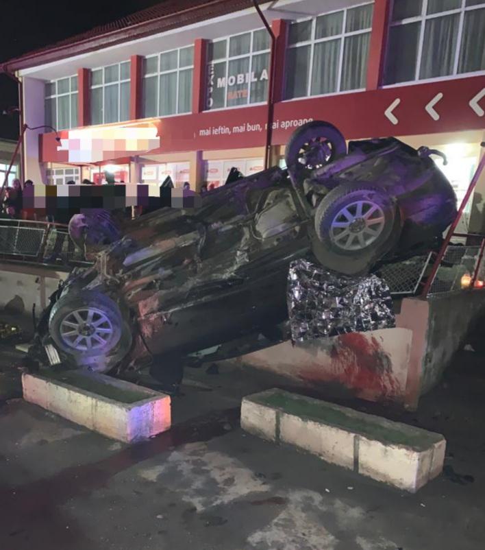 Un tânăr de 19 ani a murit în urma accident rutier, provocat de un șofer băut, în localitatea Moțățăi