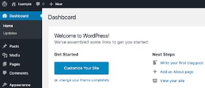 ওয়ার্ডপ্রেস (WordPress)