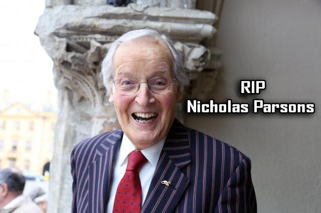 Nicholas Parsons dies aged 96 | Bio, Wiki, Age, Cause of Death, Wife, Children, Net Worth