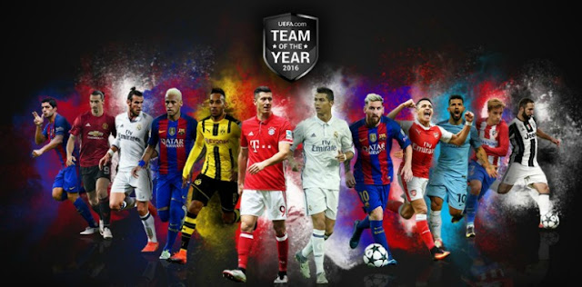 Time do ano da UEFA 2016: Confira quem são os indicados
