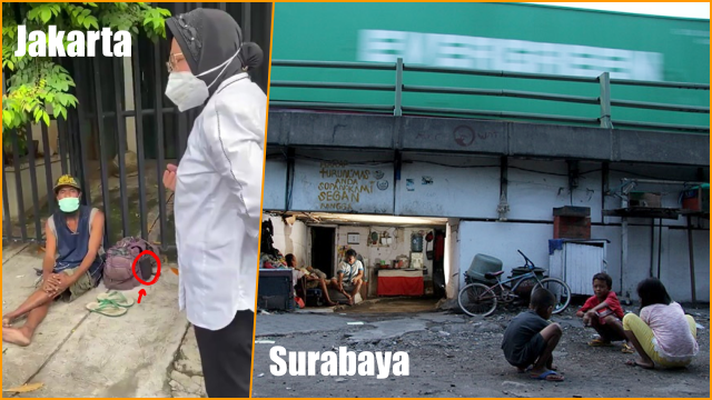 HNW Sindir Risma: Warga Surabaya Banyak di Kolong Jembatan