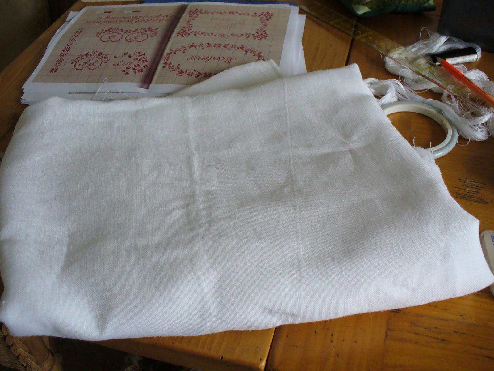 Come Lavare Il Lino the sew therapy: lavare una pezza di lino