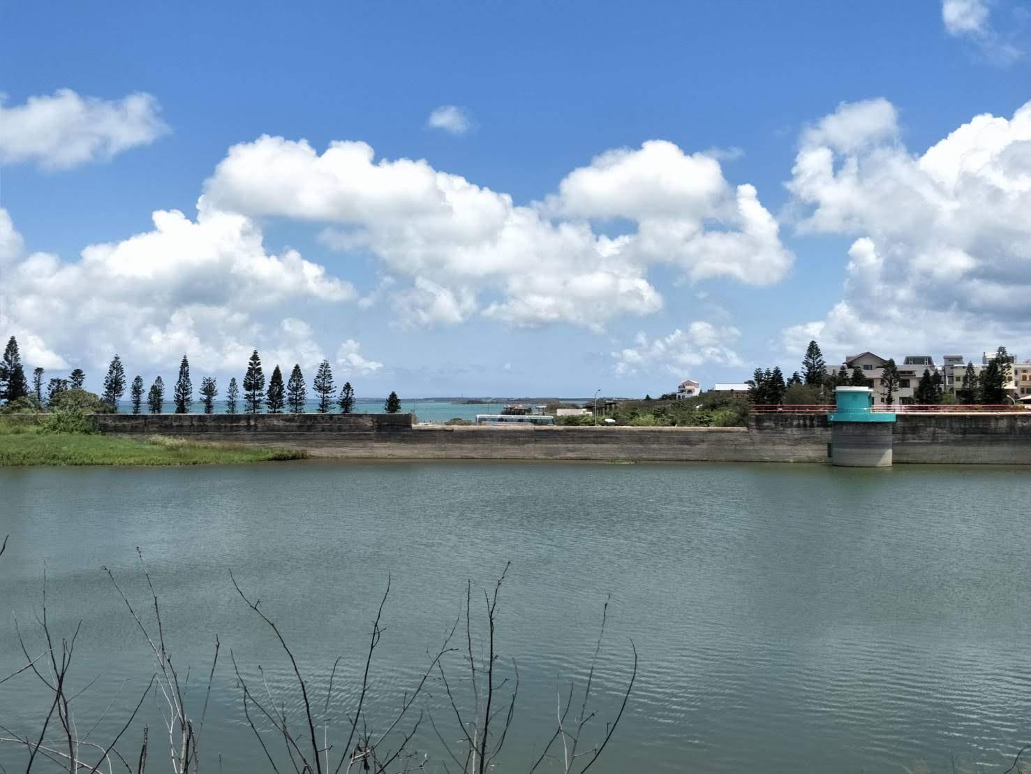 澎水庫從警訊3座水庫進水達28萬餘噸 - 澎湖日報 - 澎湖新聞網