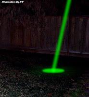 Green Laser Scans Home