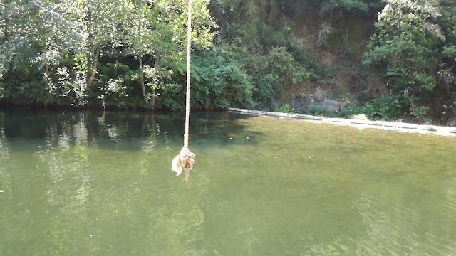 Corda para saltos