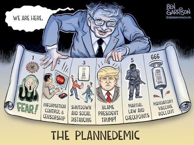 Ο κόσμος μπορεί να πληρώσει τις προεδρικές εκλογές των ΗΠΑ, στο όνομα του δεύτερου κύματος πανδημίας