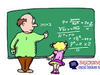 Aplikasi Kriteria Kelulusan Ujian Sekolah/Madrasah berdasarkan Nilai rata-rata KKM