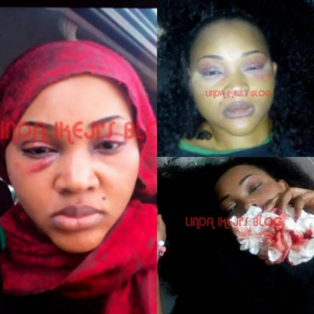 Image result for Mercy Aigbe Washes Hands Off Husband's Ordeal