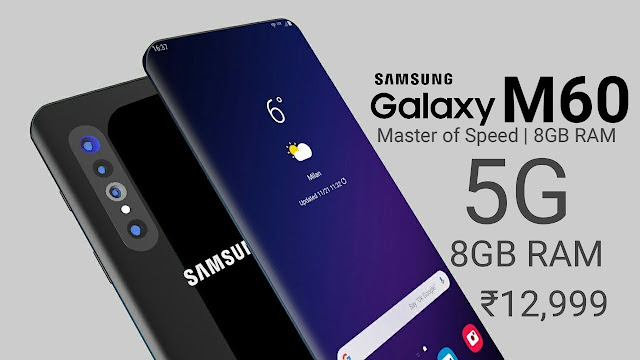 Samsung Galaxy M60 - Launch Date, Price, Camera, Specifications In India | Samsung Galaxy M60
