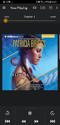 SHIFTING SHADOWS by Patricia Briggs (audio)