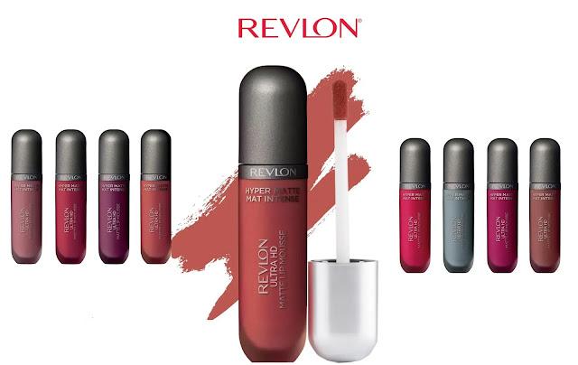 Revlon Ultra HD Lip Mousse Hyper Matte