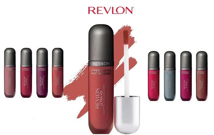 Revlon Ultra HD Lip Mousse Hyper Matte review