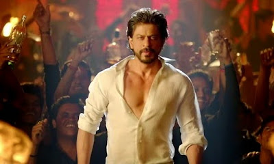 Shahrukh Khan as Charlie in Happy New Year, Directed by Farah Khan