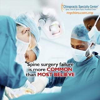 spine surgery for slip disc