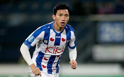 Đoàn Văn Hậu chính thức chia tay SC Heerenveen, về đá V-League