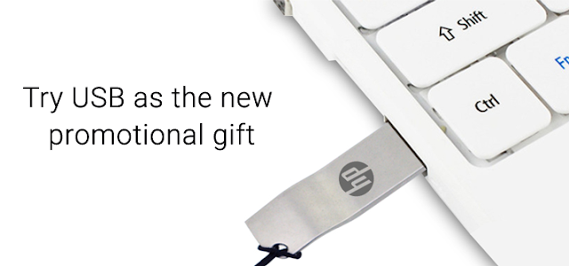 Try USB as the New Promotional Gift